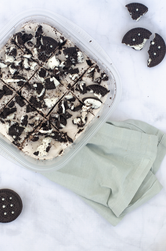 Are you a huge fan of anything Oreo? I totally am, but after going gluten-free, Oreo cookies are technically off limits. These are gluten-free, dairy-free and vegan!
